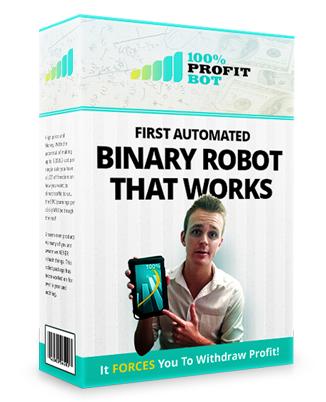 What is 100 percent profit bot